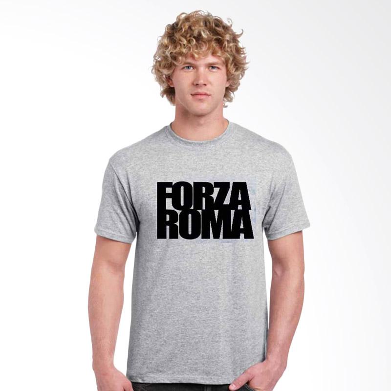 Ocean AS Roma 10 T-shirt Baju Atasan Extra diskon 7% setiap hari Extra diskon 5% setiap hari Citibank – lebih hemat 10%