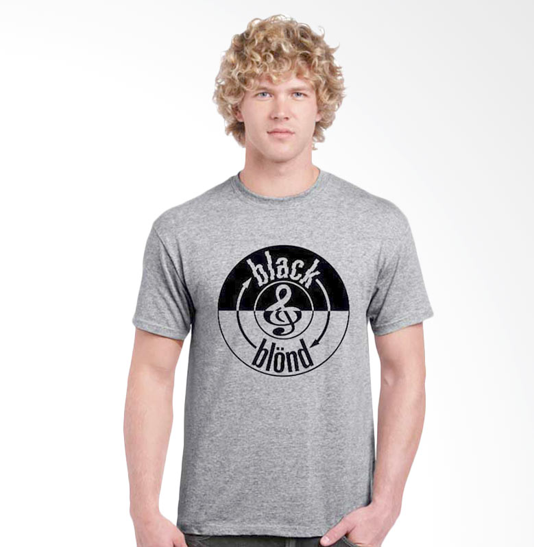 Oceanseven Music - Monochrome Logo 13 T-shirt