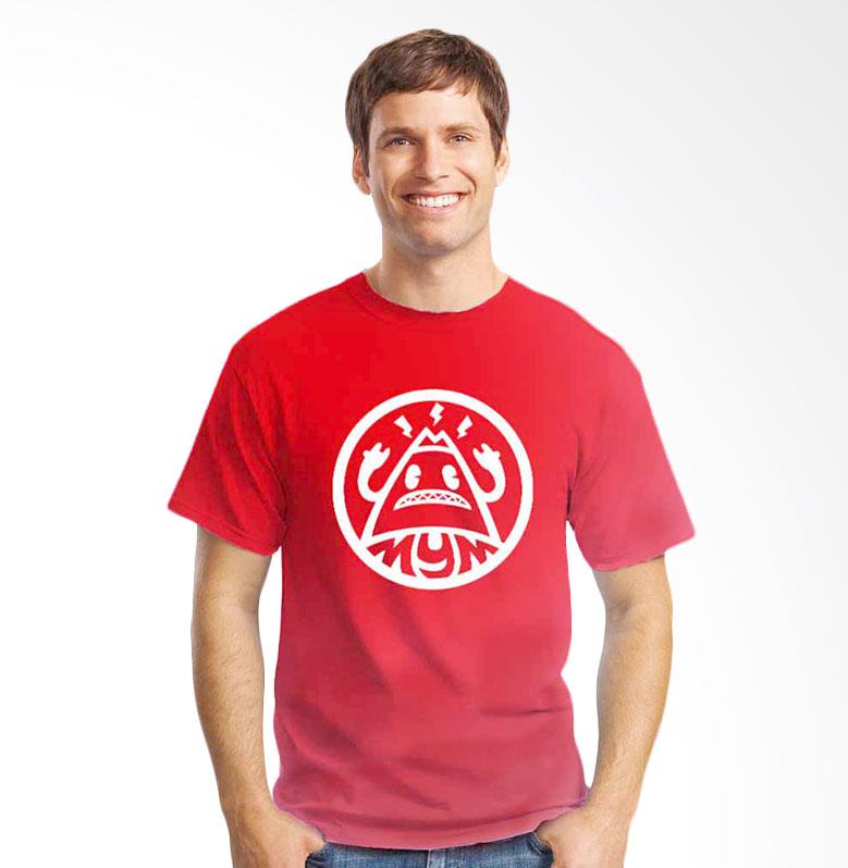 Oceanseven Music Monochrome Logo 07 T-shirt