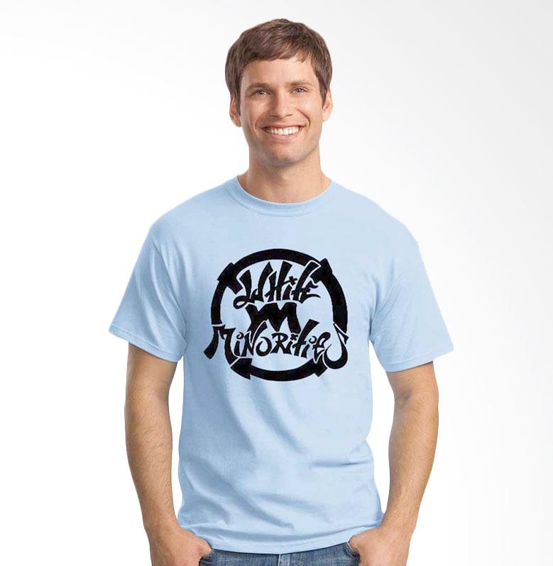 Oceanseven Music Monochrome Logo 08 T-shirt