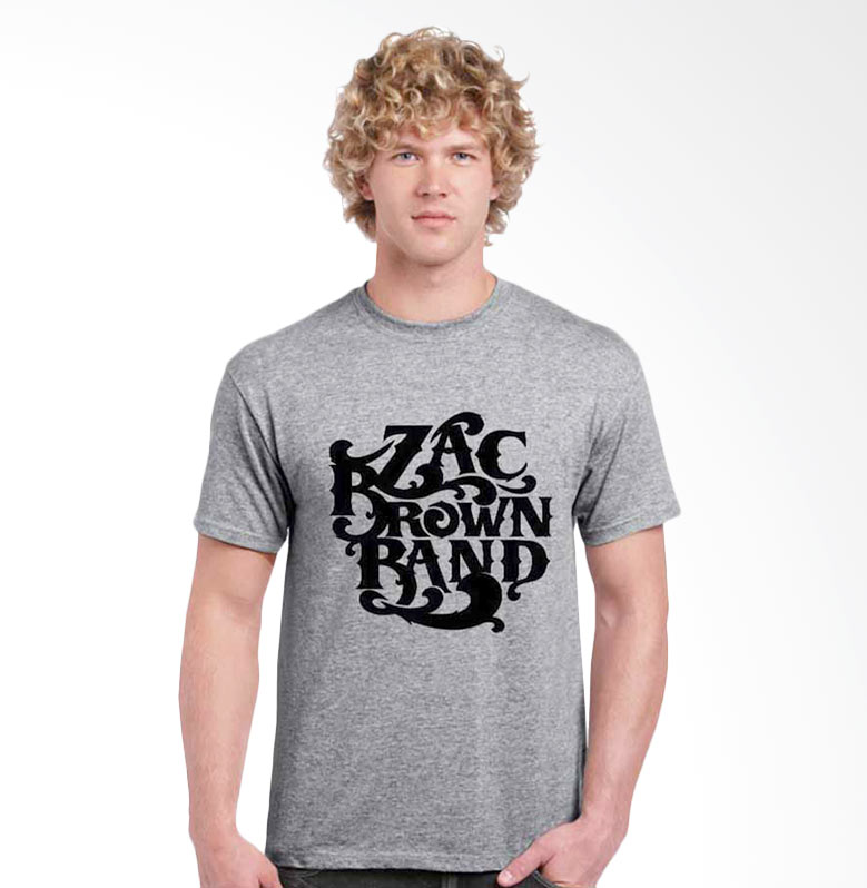 Oceanseven Music Monochrome Logo 09 T-shirt
