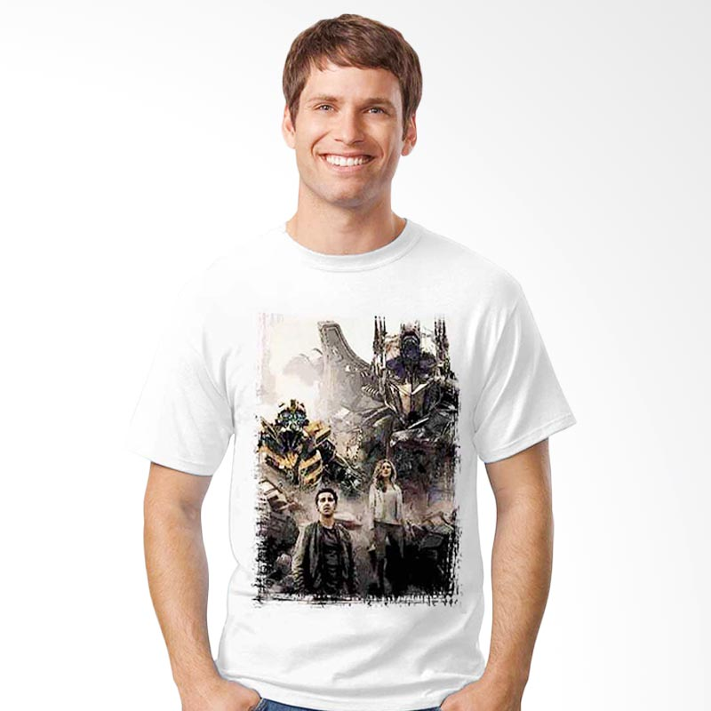 Oceanseven Transformers 02 T-shirt Extra diskon 7% setiap hari Citibank – lebih hemat 10% Extra diskon 5% setiap hari