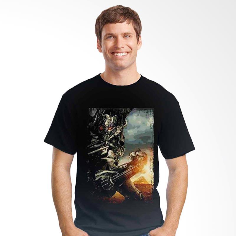 Oceanseven Transformers 10 T-shirt Extra diskon 7% setiap hari Extra diskon 5% setiap hari Citibank – lebih hemat 10%