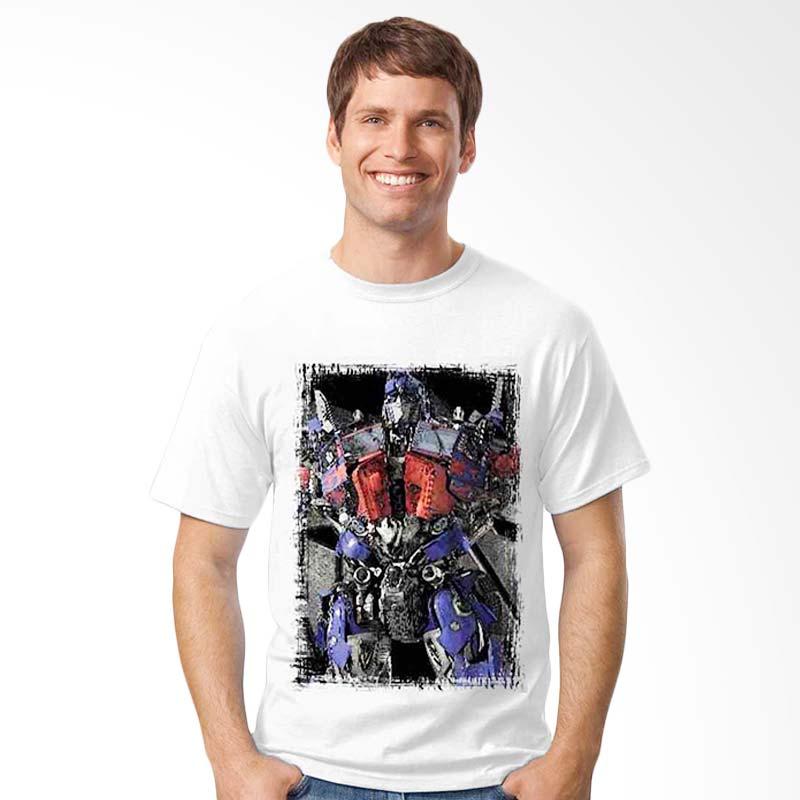 Oceanseven Transformers 19 T-shirt Extra diskon 7% setiap hari Extra diskon 5% setiap hari Citibank – lebih hemat 10%