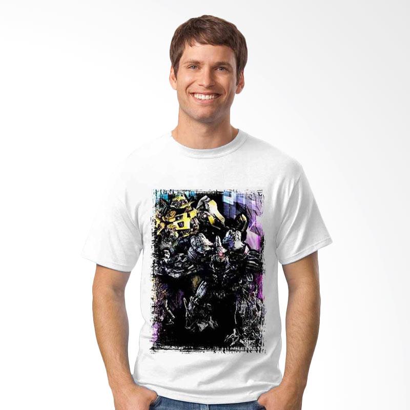 Oceanseven Transformers 39 T-shirt Extra diskon 7% setiap hari Extra diskon 5% setiap hari Citibank – lebih hemat 10%
