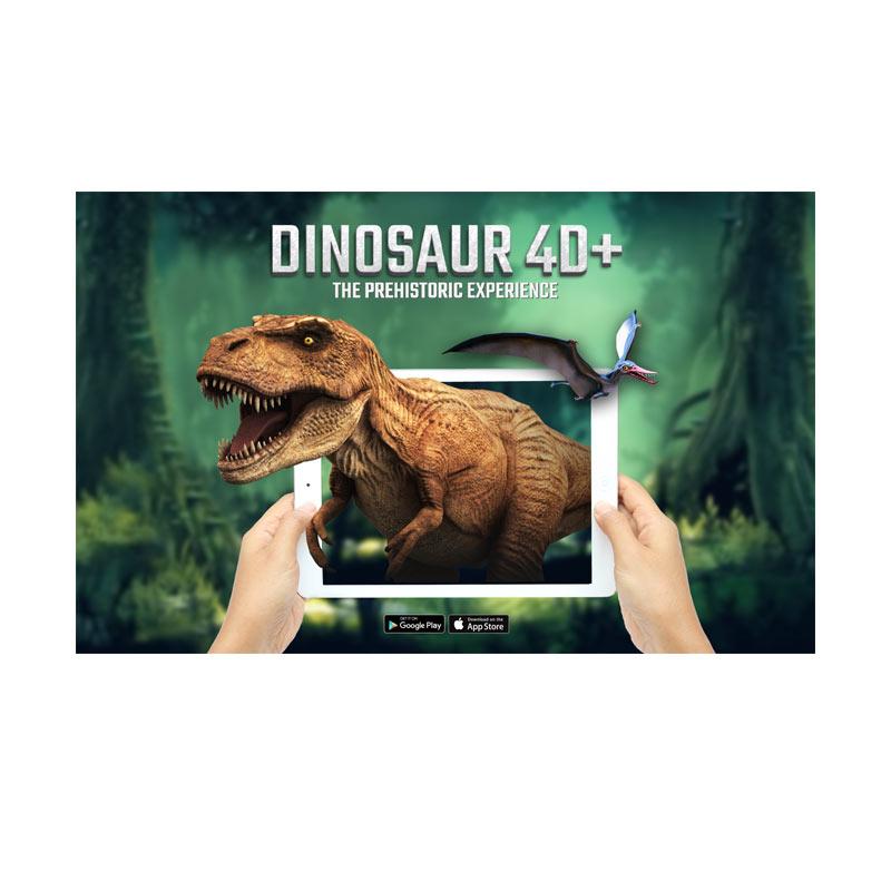 harga Octagon Studio 4D Unik Series Dinosaurus Mainan Kartu Anak Blibli.com