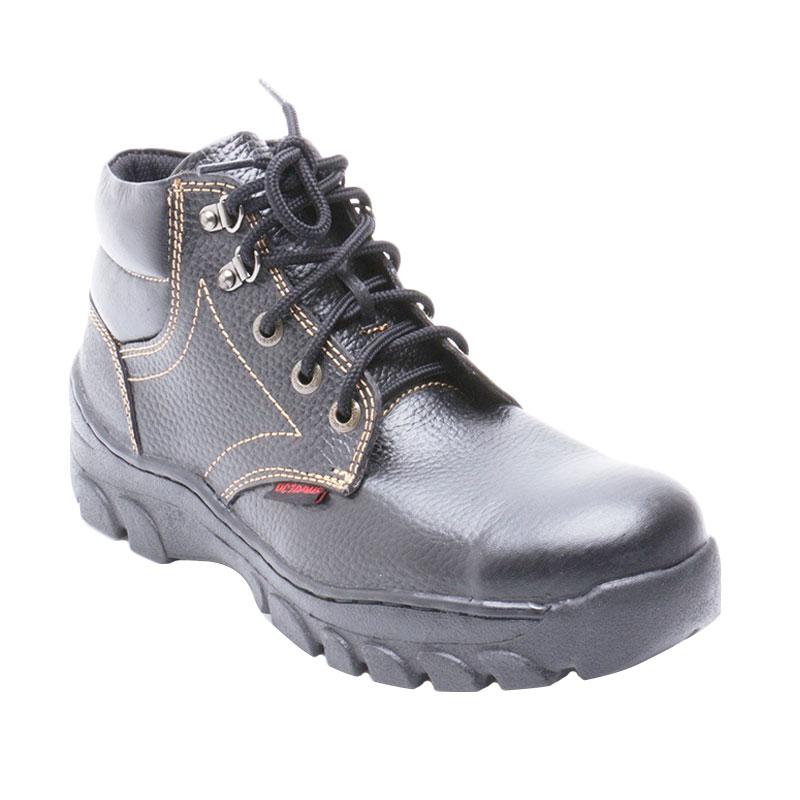Octopus OX 508 Sepatu Safety Industrial - Hitam