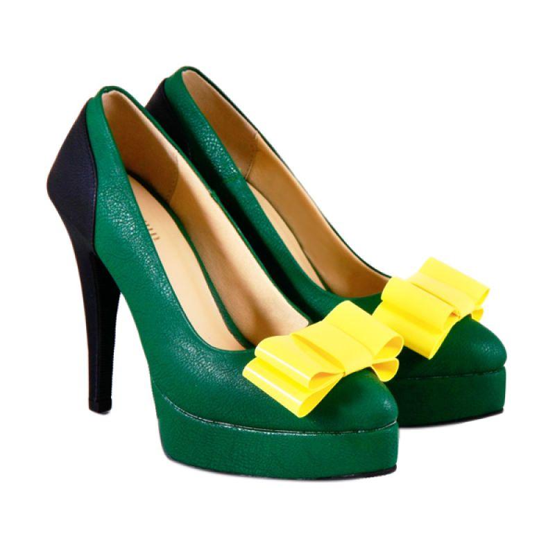 Keyrun Alba Green Sepatu Wanita