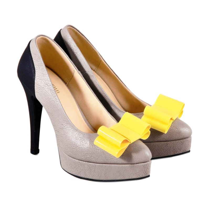 Keyrun Alba Grey Sepatu Wanita