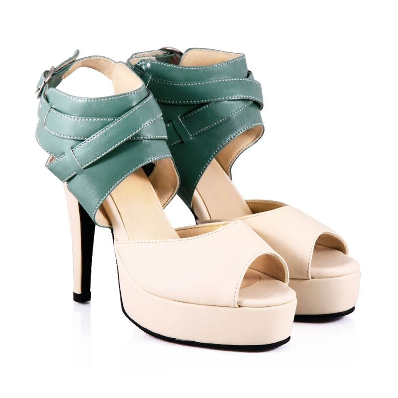 Keyrun Allison Green Sepatu Wanita