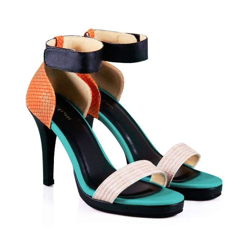 Keyrun Amy Orange Sepatu Wanita