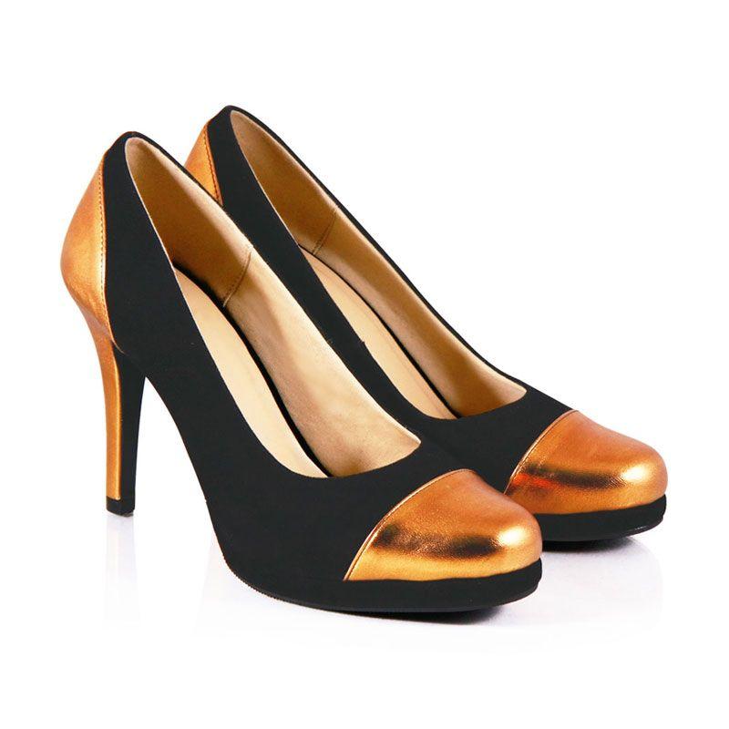 Keyrun Anabelle Black Sepatu Wanita