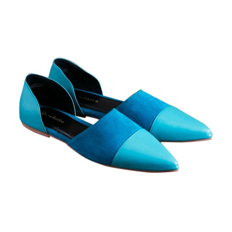 Odette Maxxi Tosca Sepatu Flat