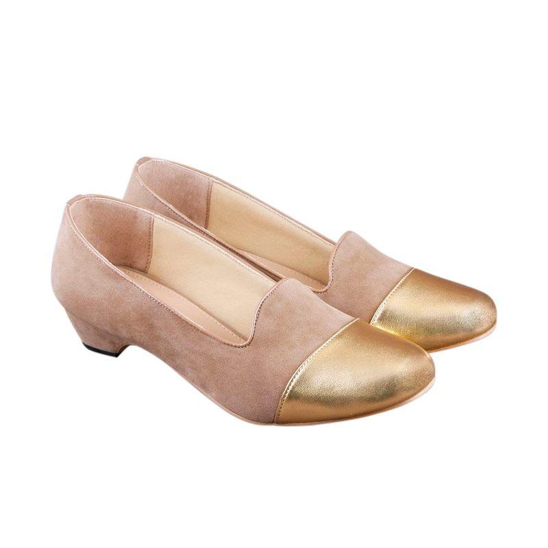Odette Pixy Brown Sepatu Wanita