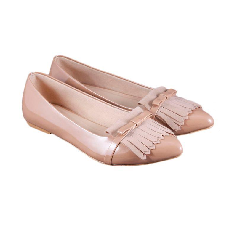 Odette Amora Brown Sepatu Wanita