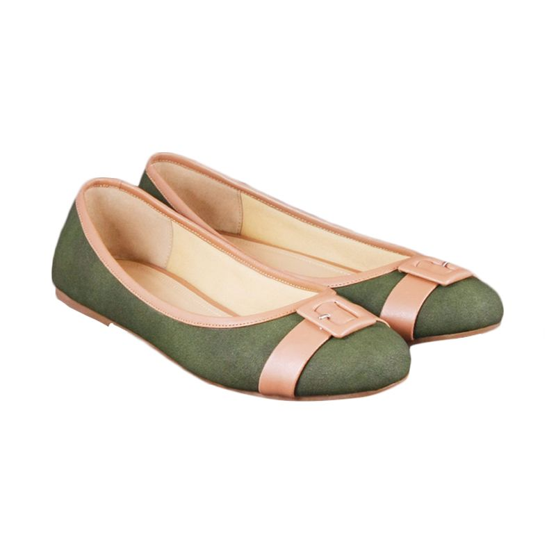 Odette Anna Green Sepatu Wanita