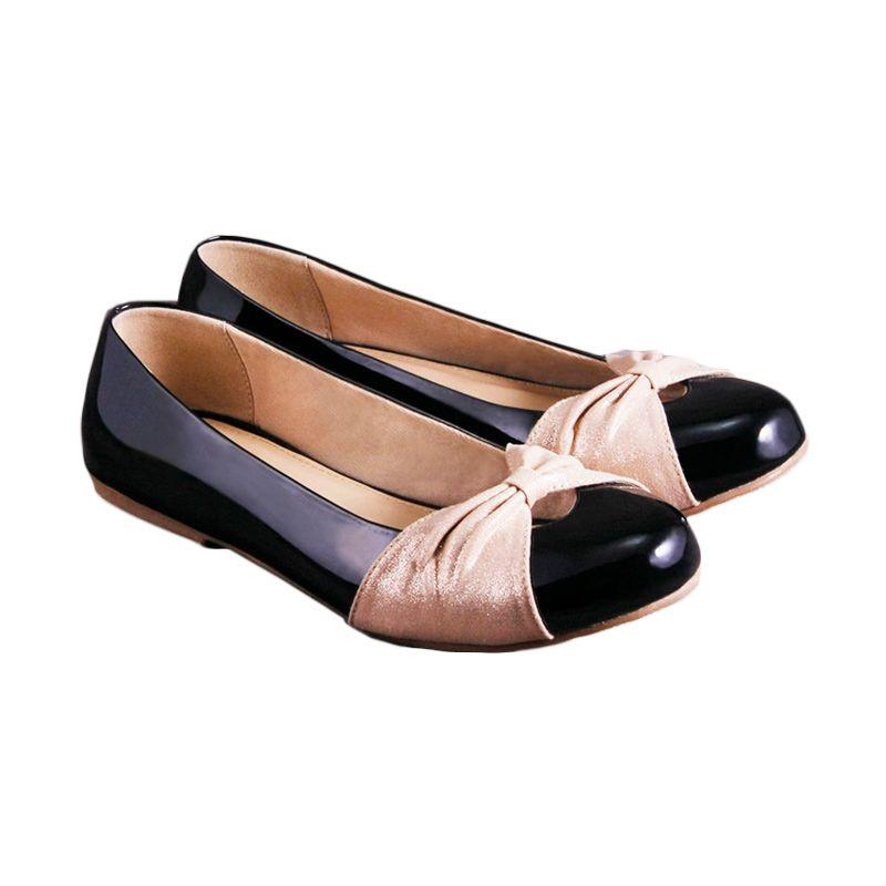 Odette Beatrize Black Sepatu Wanita