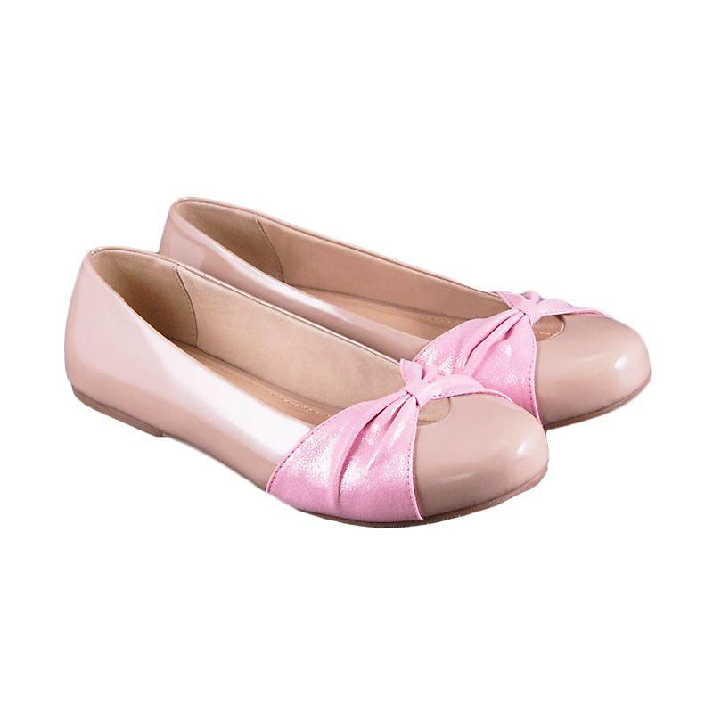 Odette Beatrize Brown Sepatu Wanita