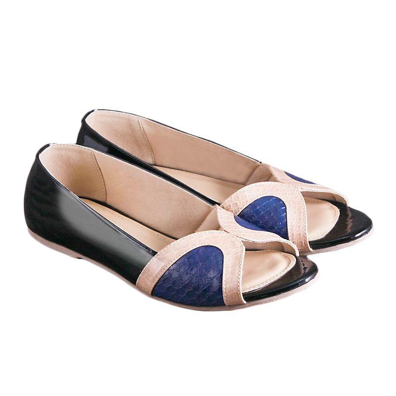 Odette Mandy Black Sepatu Wanita