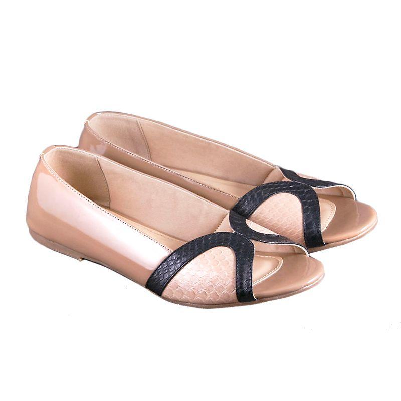 Odette Mandy Brown Sepatu Wanita