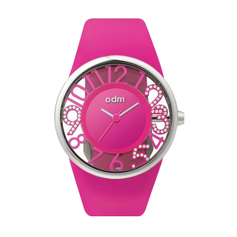harga ODM DD152C-03 Pink Jam Tangan Wanita Blibli.com