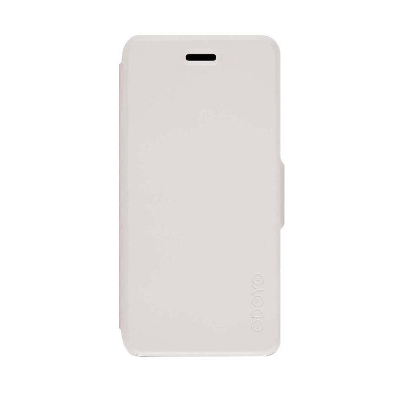 Odoyo Kick Folio Casing for iPhone 6 - Cotton White