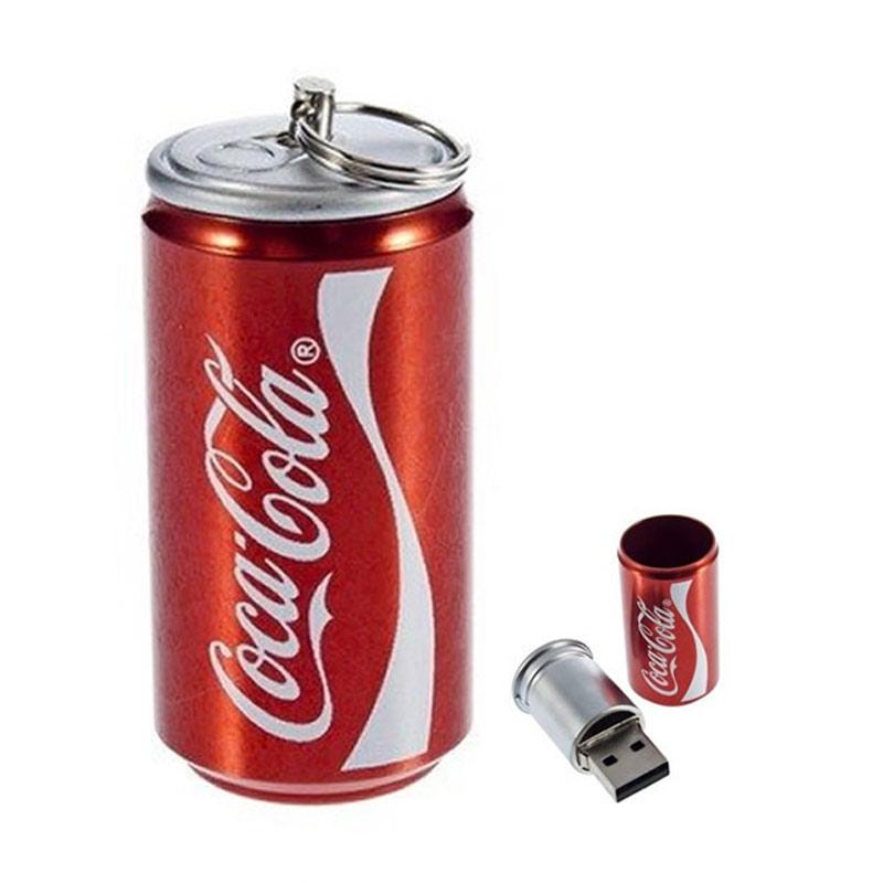 Flash Disk Model Coca Cola 8GB
