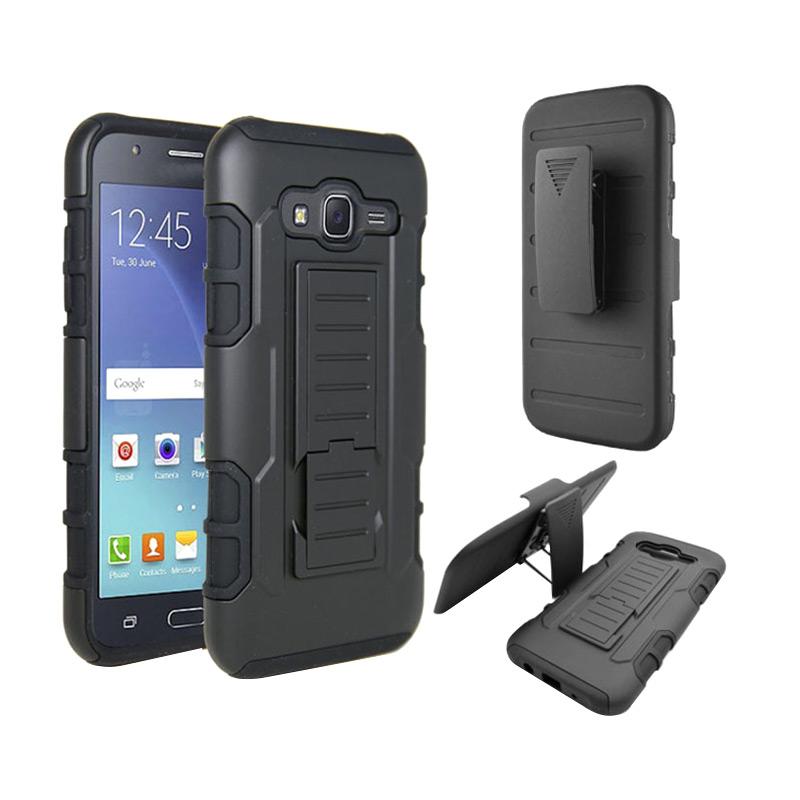 harga OEM Future Armor Hardcase with Belt Clip Holster Casing for Samsung Galaxy J7 Blibli.com