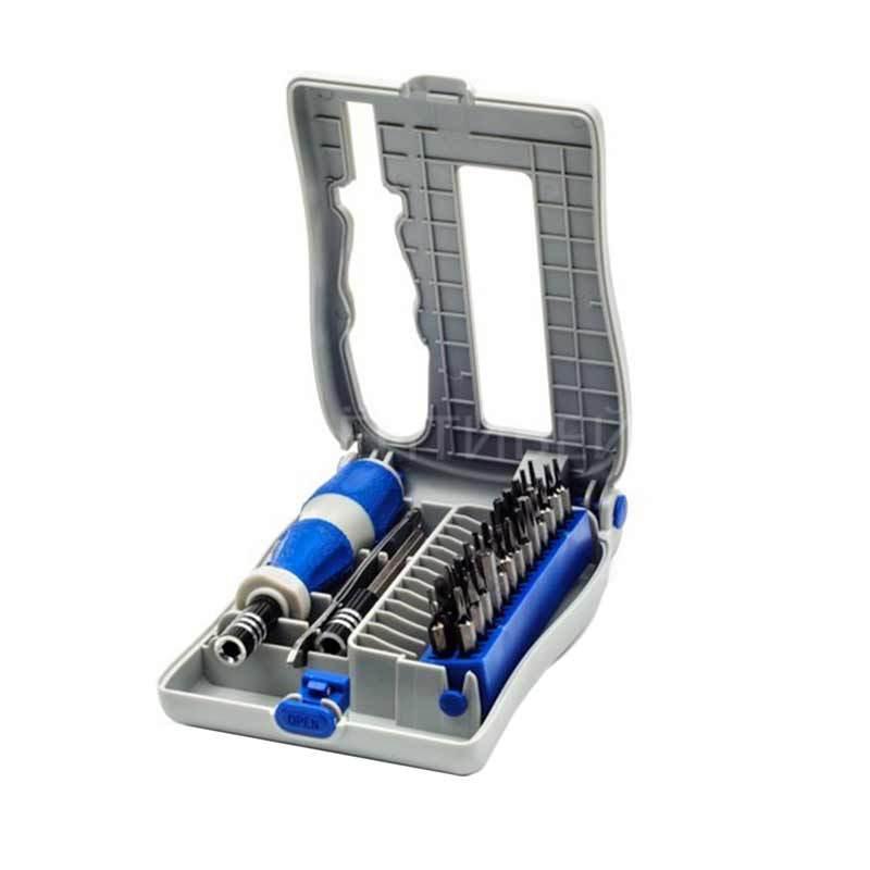 harga Jackly JK-6026B Precision Screwdriver Professional Repair Tool Kit [29 in 1] Blibli.com