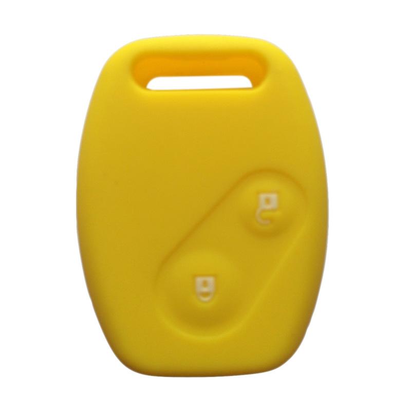 OEM Sarung Kunci Silikon Honda Brio - Kuning