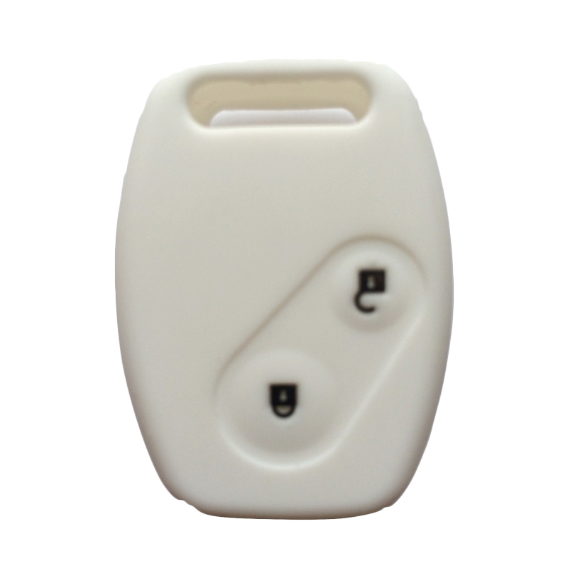 OEM Sarung Kunci Silikon Honda Brio - Putih