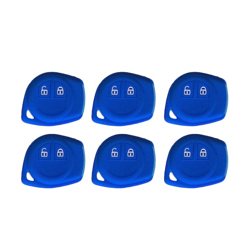 OEM Sarung Kunci Silikon Suzuki Ertiga - Biru