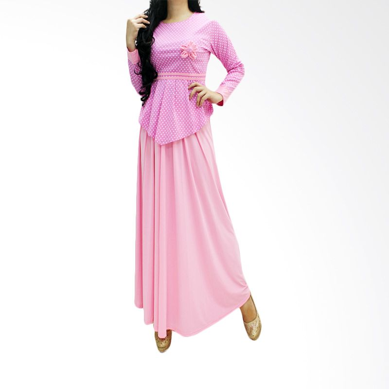 Ofashion Milka Laser OF-AX-3058A Toska Gamis