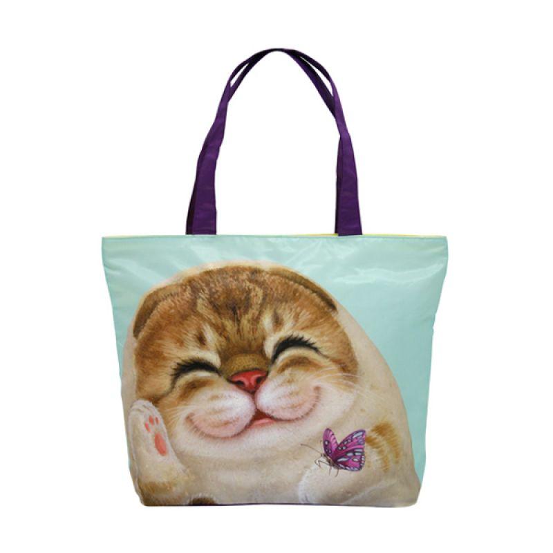 Henry Cats dan Friends Bella Summer FTB5-CA011 Tas Tangan