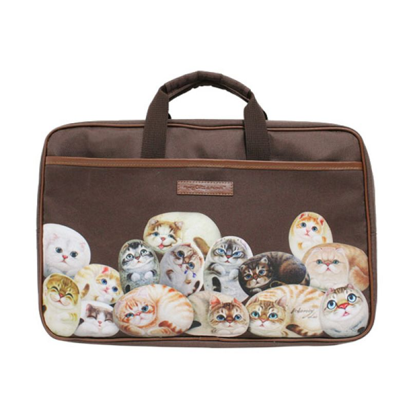 Henry Cats and Friends Henry Cats SMB1-8A Tas Serbaguna