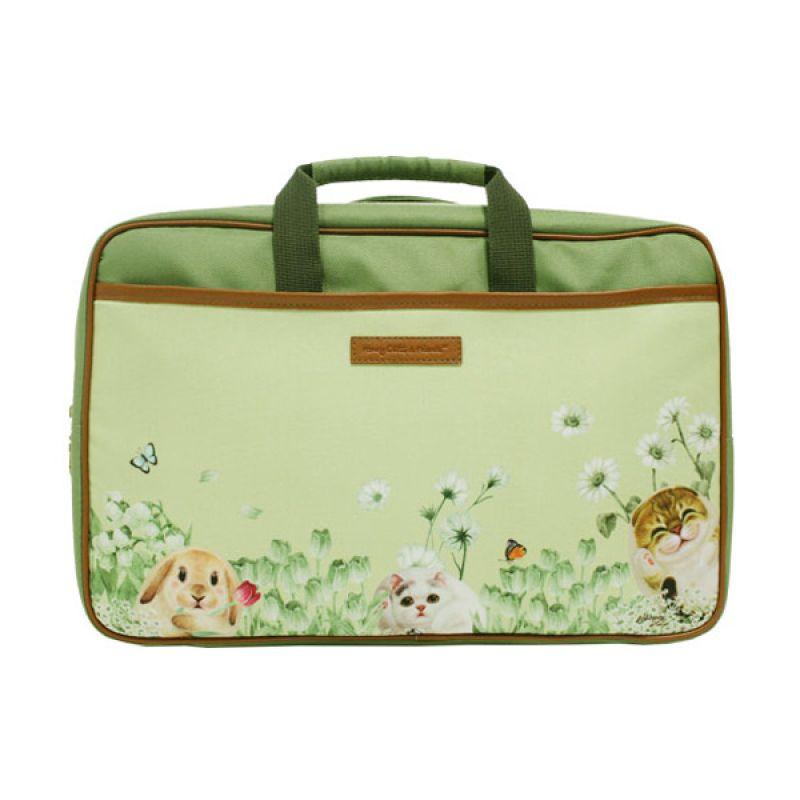 Henry Cats dan Friends Hide dan Seek SMB1-4A Tas Laptop