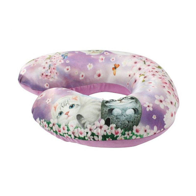 Henry Cats and Friends HNC2-48 Bantal Mobil