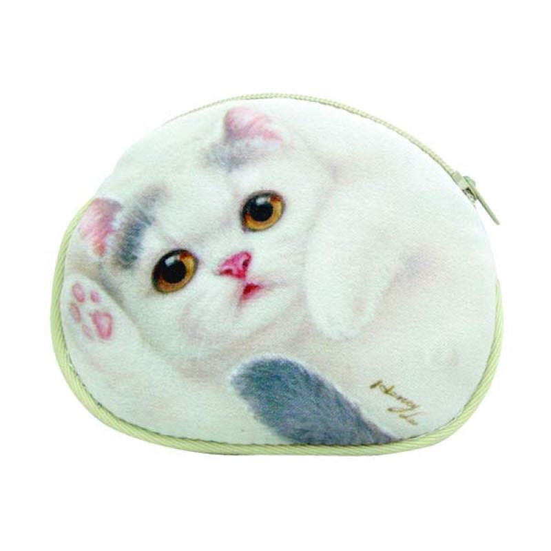 Henry Cats & Friends Flower FCP-CA023 Pouch