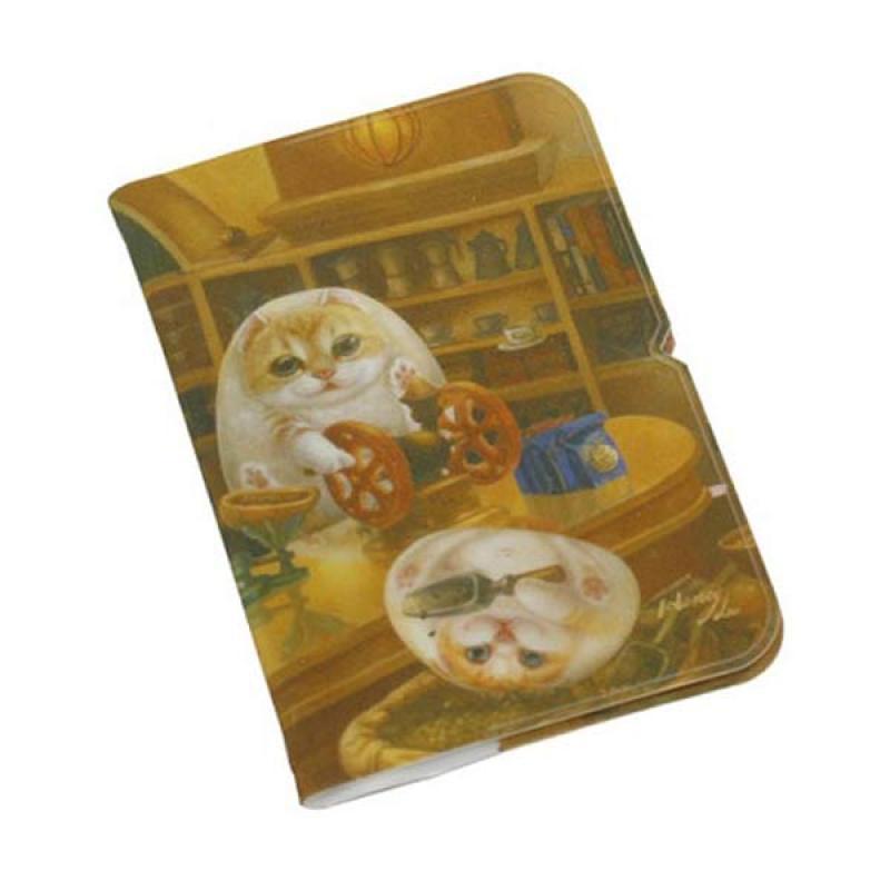 Henry Cats & Friends Henry's Cafe FCD1-54 Pouch
