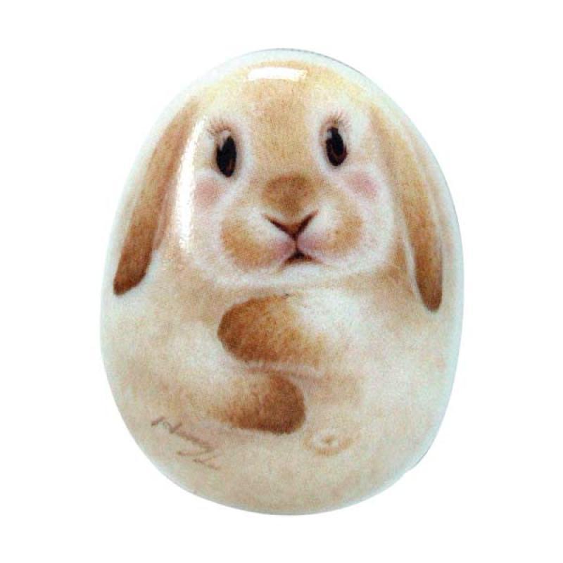 Henry Cats & Friends Robbie CMA-RA001 Porcelain Magnet