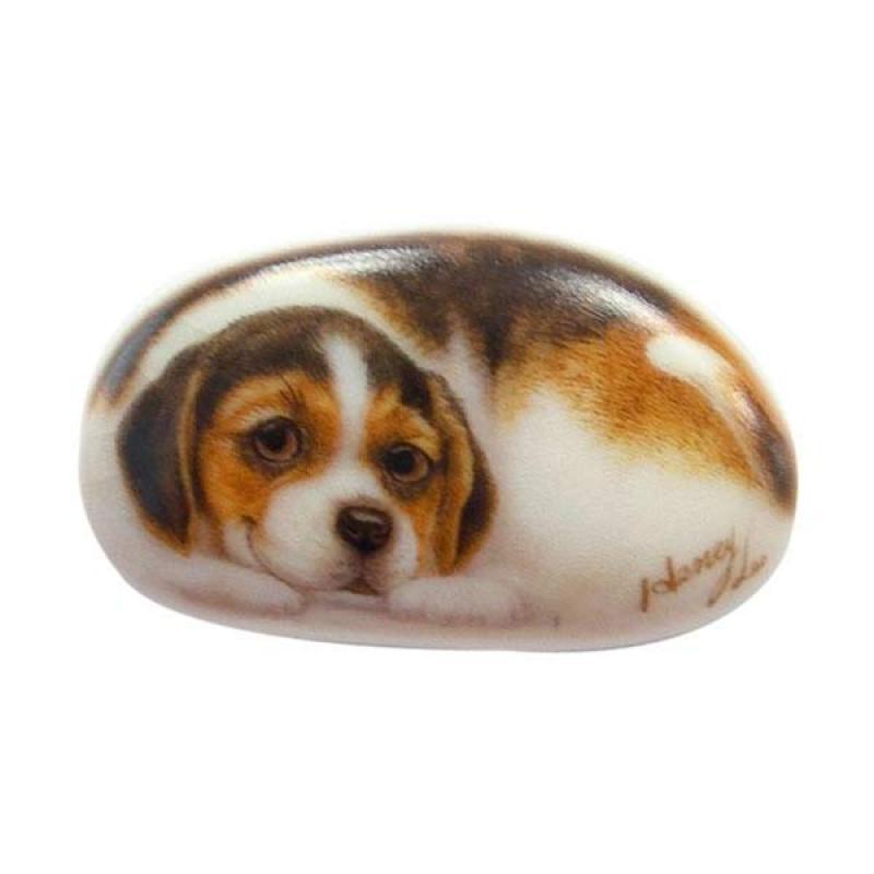 Henry Cats & Friends SAM CMA-DO004 Porcelain Magnet