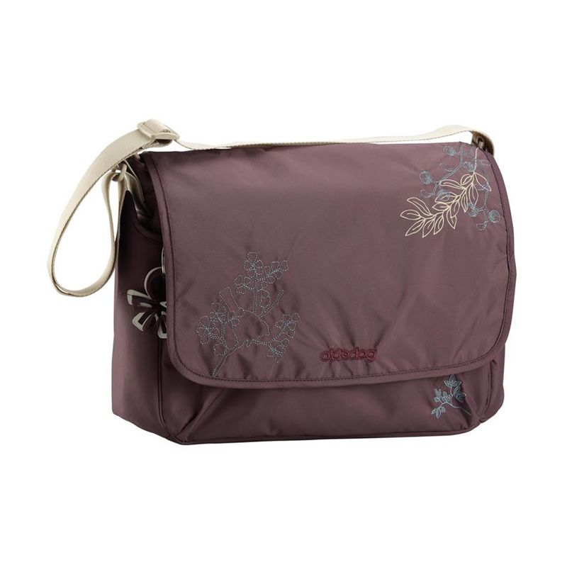 Okiedog Sidamo Cupid Flint Diaper Bag