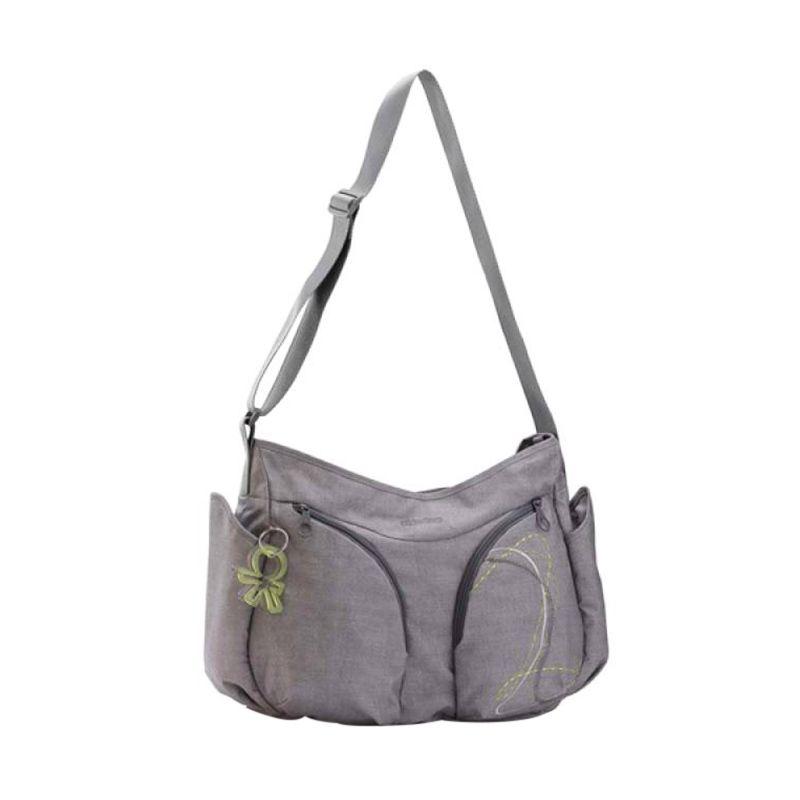 Okiedog Urban 2013 Mondo Grey Diaper Bag