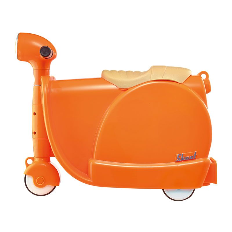 Skoot 2 in 1 Ride on Orange Mainan Anak