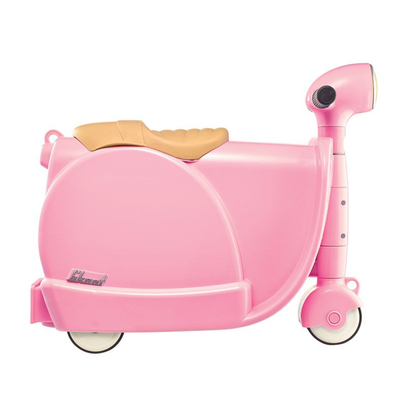 Skoot 2 in 1 Ride on Pink Candy Mainan Anak