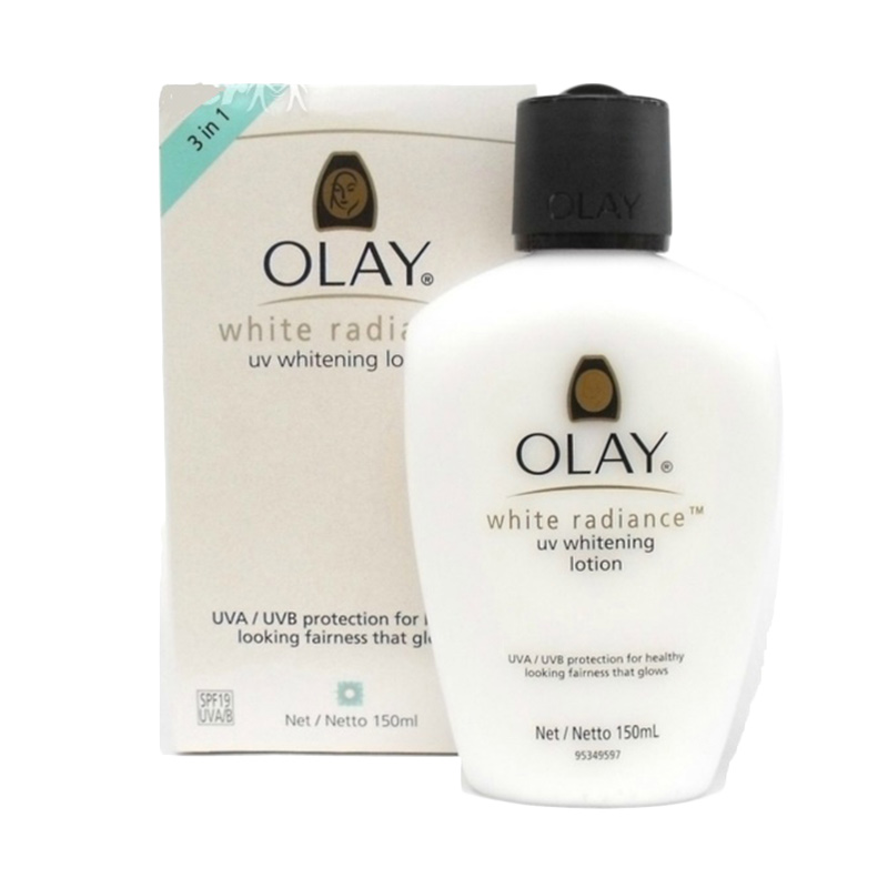 Olay White Radiance UV Whitening Lotion 150 ML