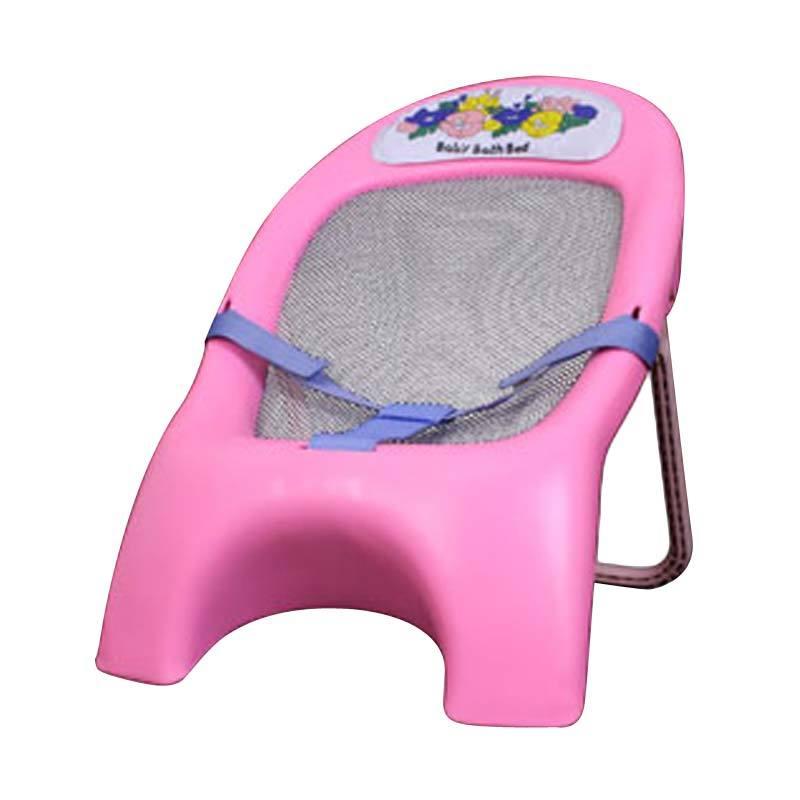 Otoys Baby Bath Bed Set Ranjang Tempat Mandi Bayi - PA-301 - Pink