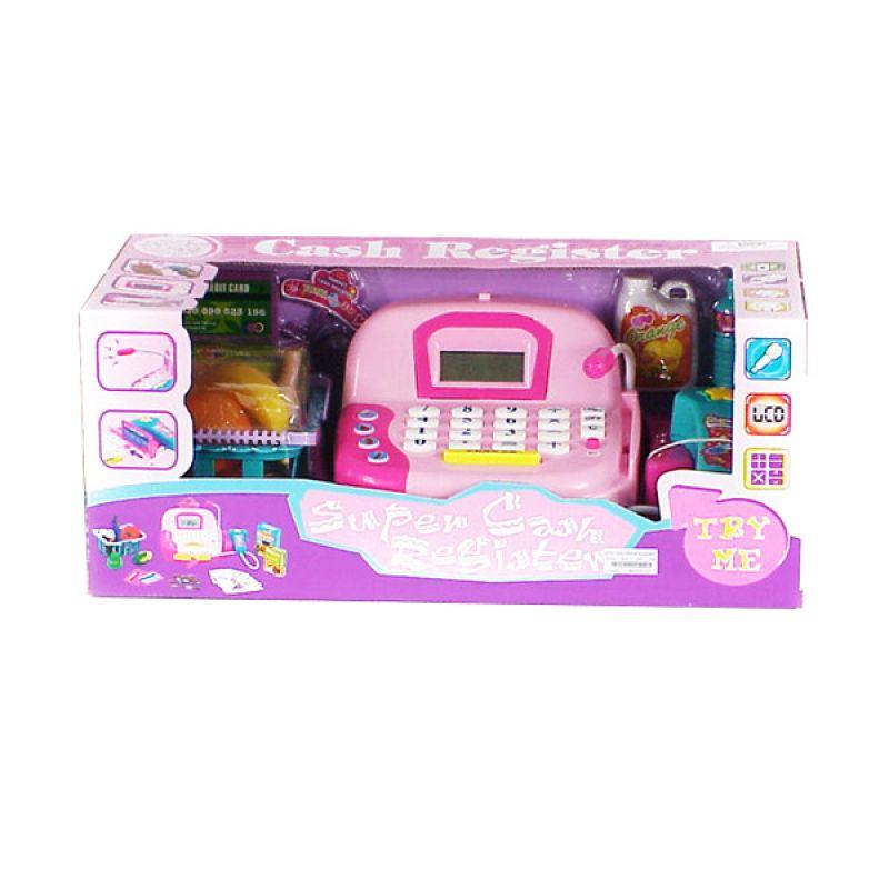 Olday Cash Register Elektrik Mainan Anak