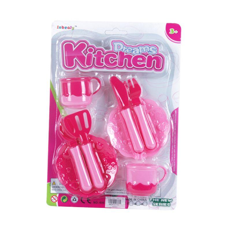 Olday Dreams Kitchen PA-D502772-DAPUR-1 Mainan Anak