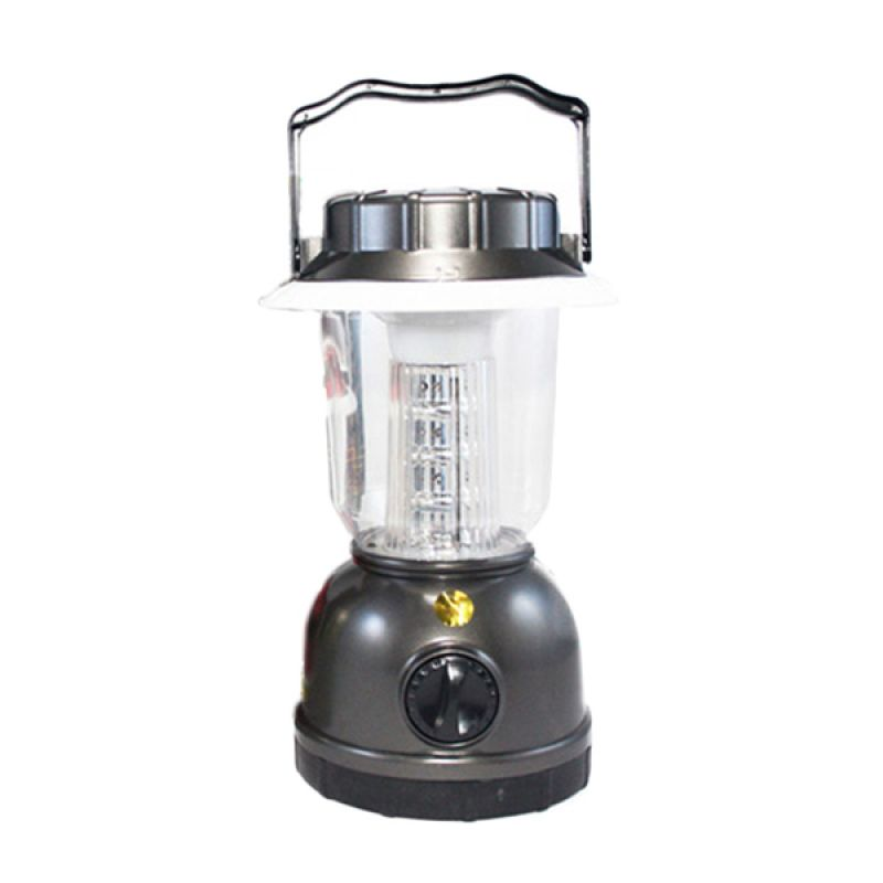Olday Home LED Camping MS-9002 Abu Tua Lampu Emergency